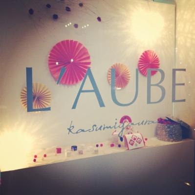 L'AUBE予約サロンに行こう!1
