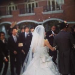 結婚式を迎えるまでの道のり1