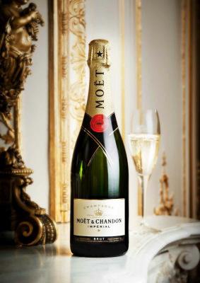 最高の乾杯を、最高のシャンパンで。1