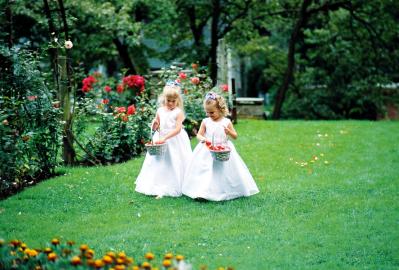 世界に一つの結婚式1