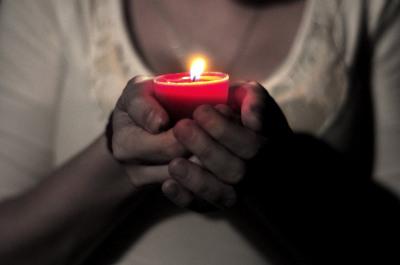 新しい家族の誕生の灯1
