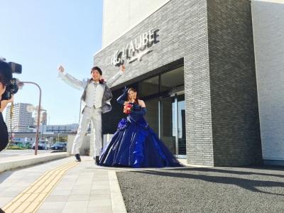 前撮りレポート★1