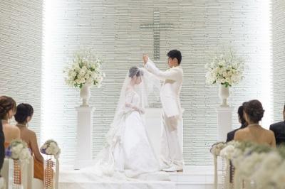 結婚式場探しスタート!1