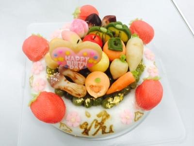 和なケーキ1