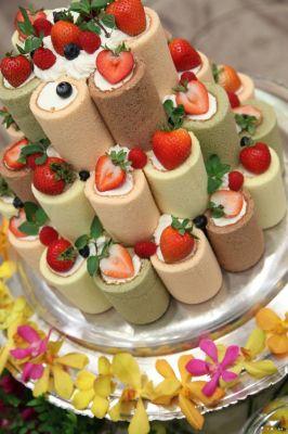 ロールケーキの日♡1