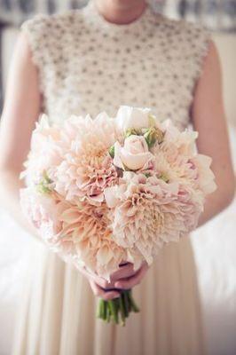 花嫁のブーケ1
